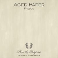 Pure & Original Aged Paper Kalkverf