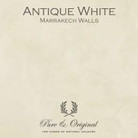 Pure & Original Antique White Marrakech Walls