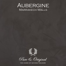 Pure & Original Aubergine Marrakech Walls