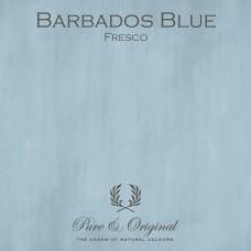 Pure & Original Barbedos Blue Kalkverf