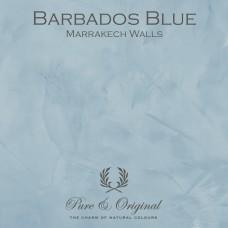 Pure & Original Barbedos Blue Marrakech Walls