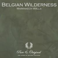 Pure & Original Belgian Wilderness Marrakech Walls