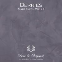 Pure & Original Berries Marrakech Walls