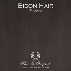 Pure & Original Bison Hair Kalkverf