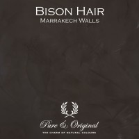 Pure & Original Bison Hair Marrakech Walls