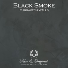 Pure & Original Black Smoke Marrakech Walls