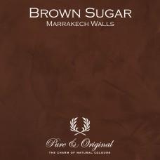Pure & Original Brown Sugar Marrakech Walls