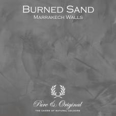 Pure & Original Burned Sand Marrakech Walls