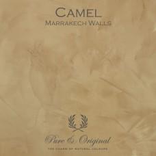 Pure & Original Camel Marrakech Walls