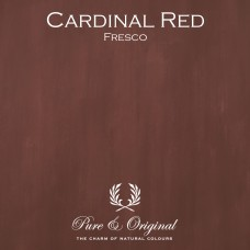 Pure & Original Cardinal Red Kalkverf
