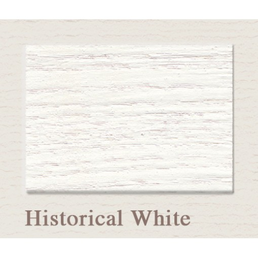 Painting the Past Outdoor Historical White