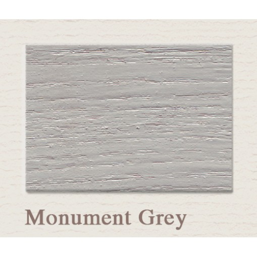 Painting the Past Outdoor Monument Grey
