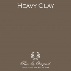 Pure & Original Heavy Clay Marrakech Walls