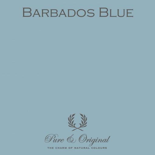 Pure & Original Barbedos Blue Wallprim