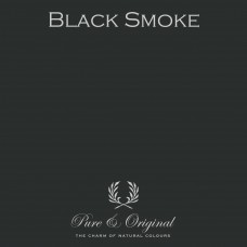 Pure & Original Black Smoke Marrakech Walls