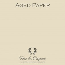 Pure & Original Aged Paper A5 Kleurstaal