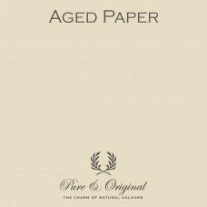 Pure & Original Aged Paper Carazzo