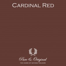 Pure & Original Cardinal Red Marrakech Walls