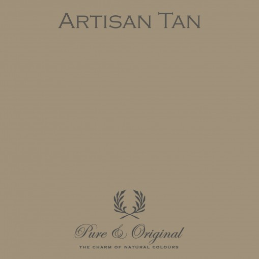 Pure & Original Artisan Tan Wallprim
