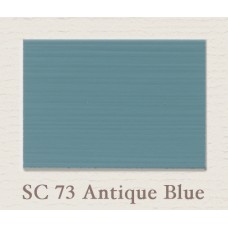 Painting the Past A5 Kleurstaal Antique Blue